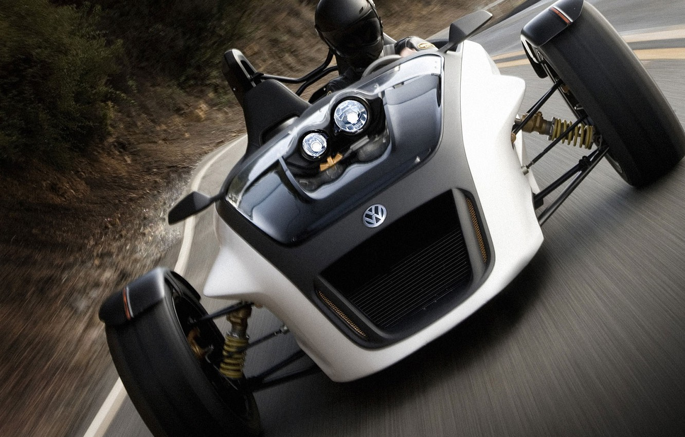 Photo wallpaper track, Volkswagen, race, the car, buggy