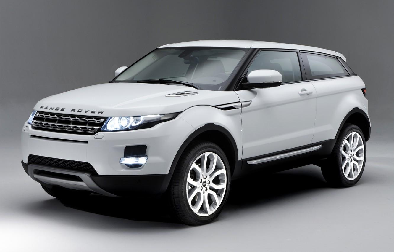 Photo wallpaper background, Land Rover, Range Rover, Evoque, Ewok, land Rover, range Rover