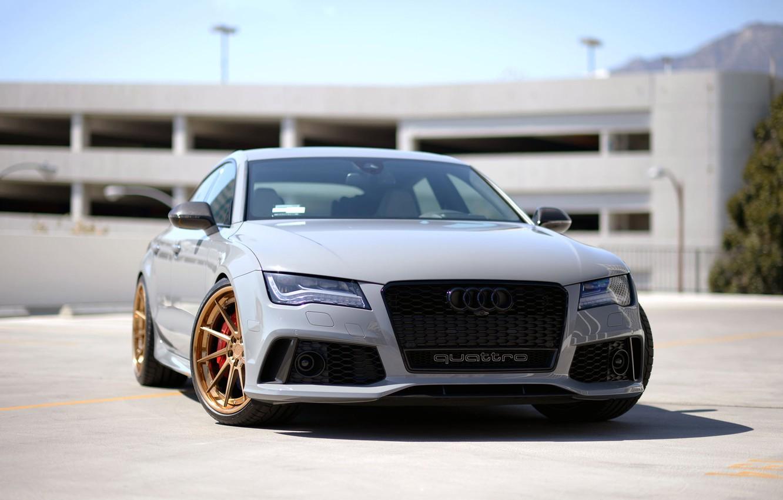 Photo wallpaper Audi, Series, Track, ADV, RS7, Spec, 10R
