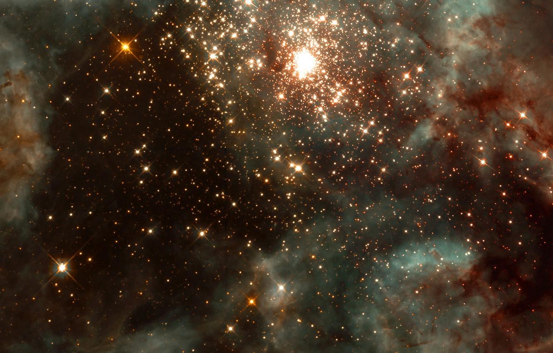 Photo wallpaper nebula, the universe, mystery, constellation