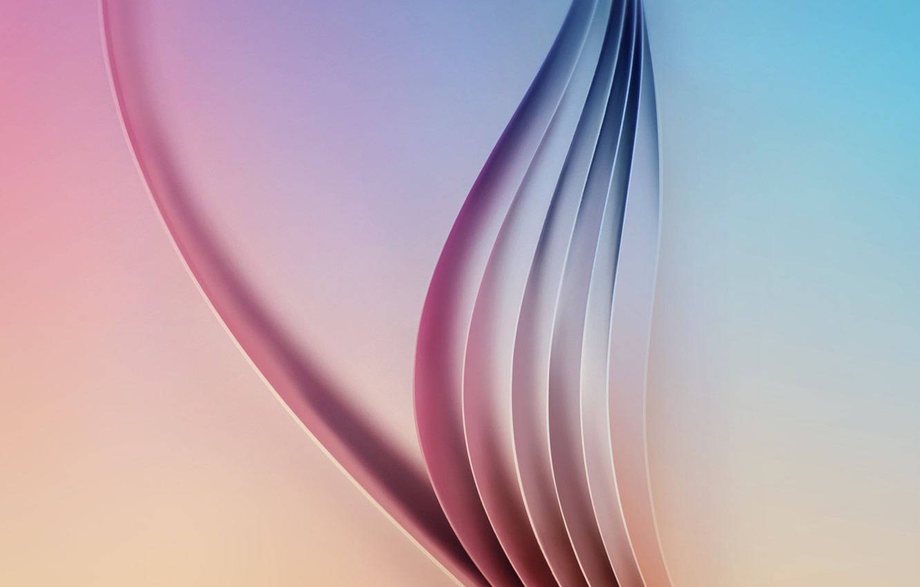 Photo wallpaper line, abstraction, Samsung, Android Wallpaper, Stock Wallpaper, Galaxy S6