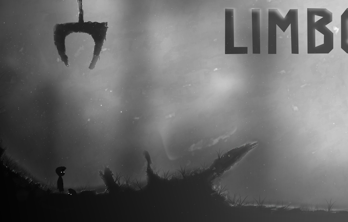 Photo wallpaper the game, Game, Playdead, Limbo