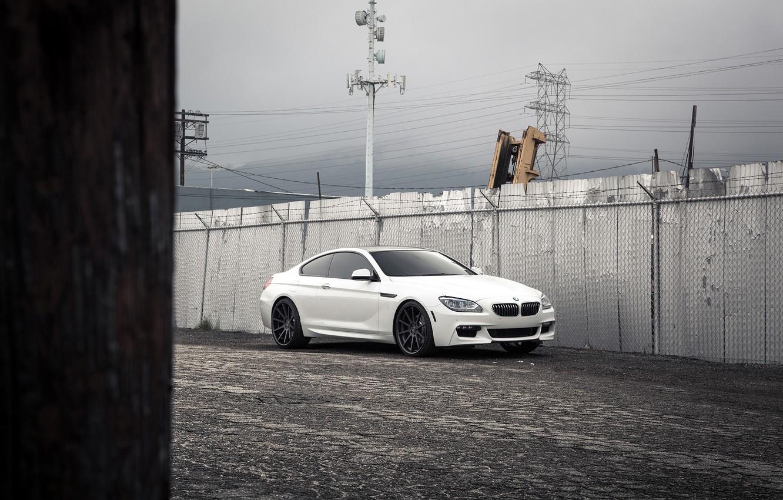 Photo wallpaper BMW, BMW, 640i, F13, Giovanna