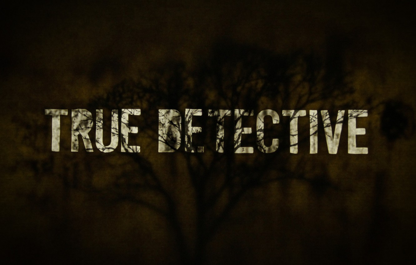Photo wallpaper branches, tree, shadow, the series, brown, drama, crime