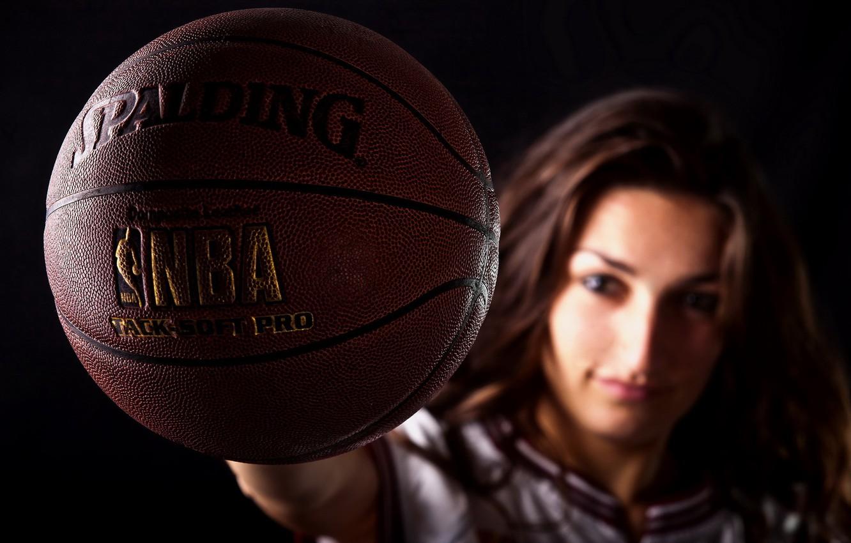Photo wallpaper macro, sport, the ball