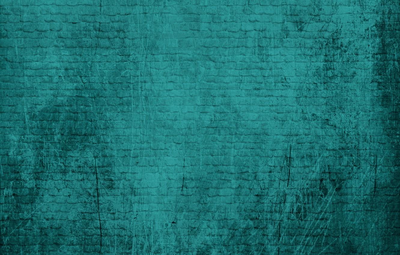 Photo wallpaper background, blue, texture, bricks