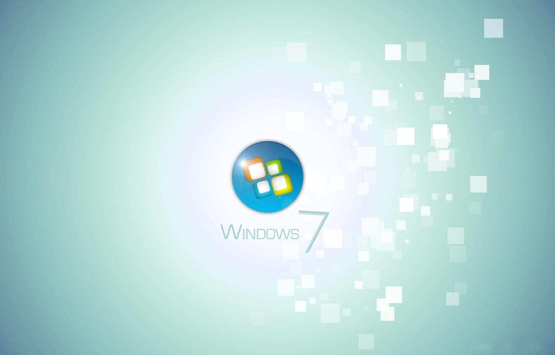 Photo wallpaper logo, Windows, seven, microsoft, Logo, wallpapers, computers, Hi-Tech, minimalism figure