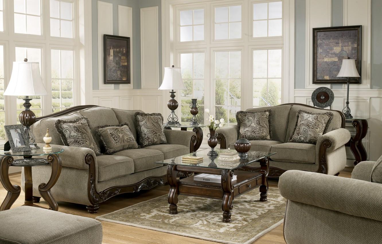 Photo wallpaper living room, interior, villa, design. house