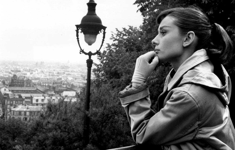 Photo wallpaper Audrey Hepburn, Audrey Hepburn
