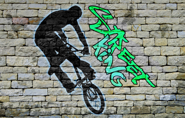 Wallpaper Graffiti Bmx Street King Images For Desktop