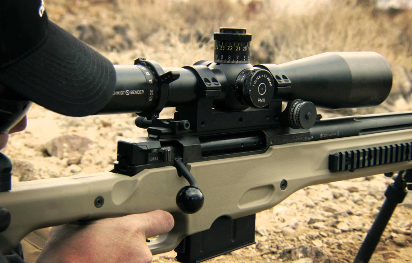Photo wallpaper optics, rifle, awp, bipod, awm, Arctic Warfare Magnum, accuracy international aw.338 Lapua Magnum