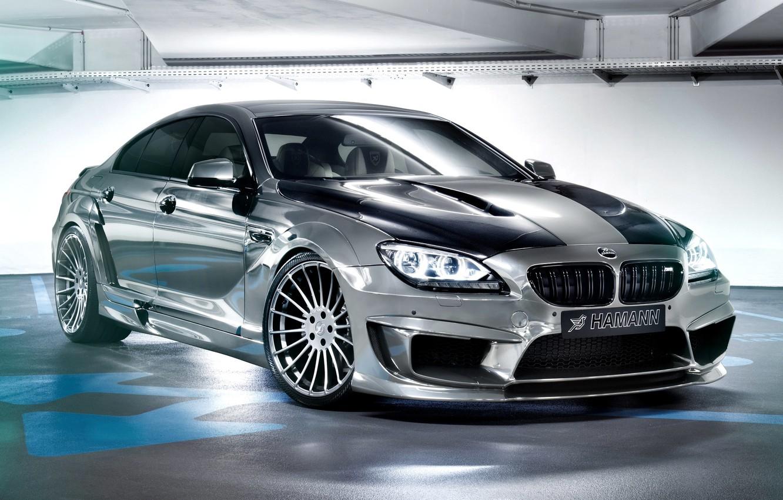 Photo wallpaper BMW, Machine, Tuning, BMW, Hamann, Gran Coupe, Tuning, F06