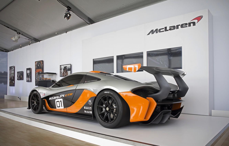Photo wallpaper supercar, mclaren, McLaren, hypercar