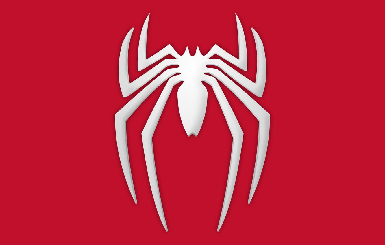 Wallpaper Logo Game Symbol Spider Man Playstation 4 Ps4