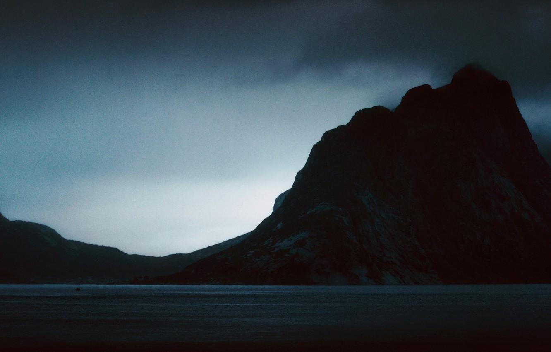 Darknes Storm Wallpaper Hohomiche