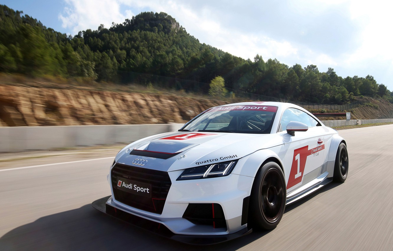 Photo wallpaper Audi, Sport