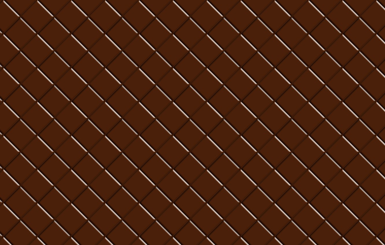Photo wallpaper background, Wallpaper, tile, Chocolate, texture, chocolate