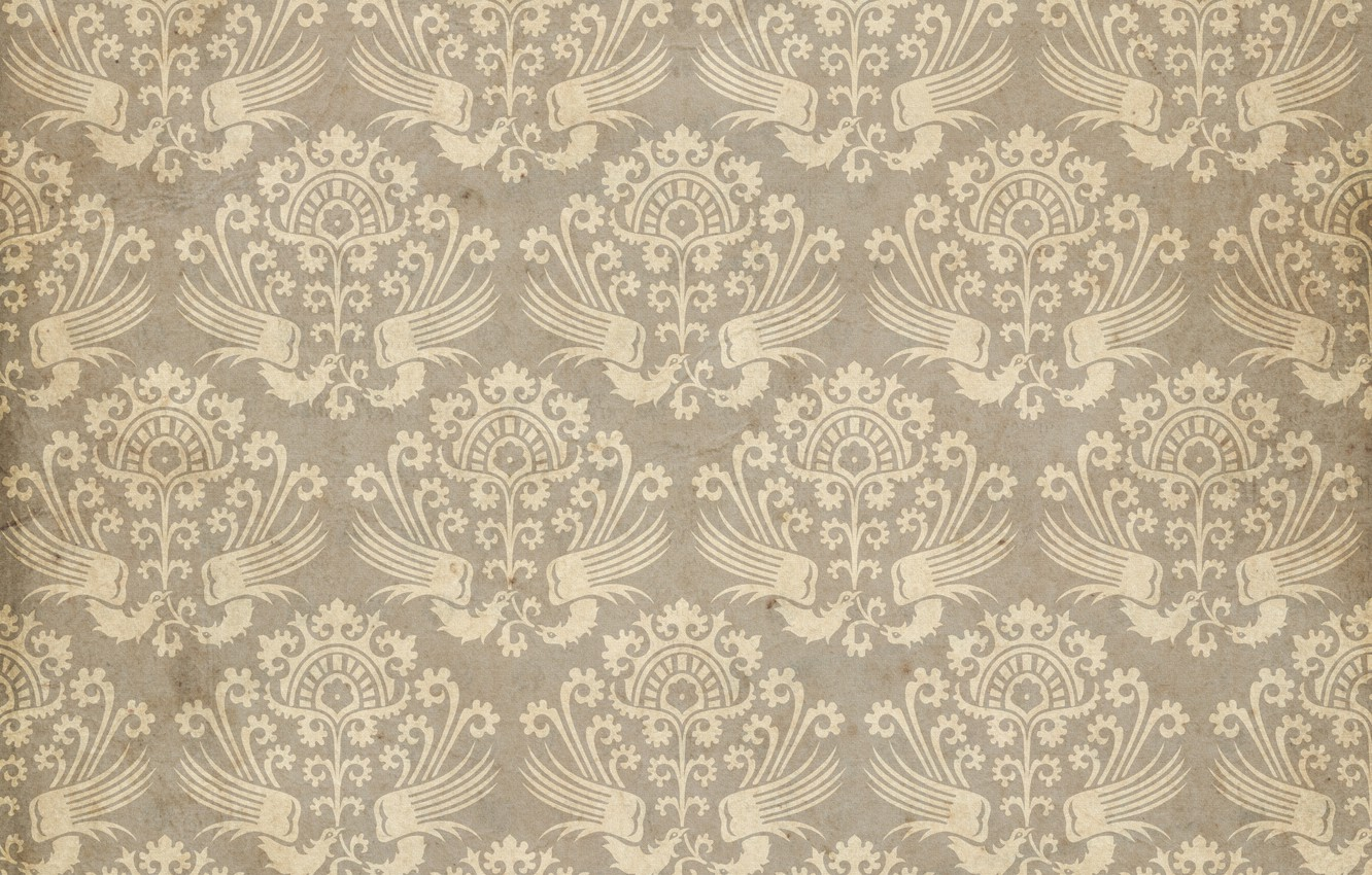 Photo wallpaper background, pattern, wallpaper, ornament, vintage, texture, pattern, paper