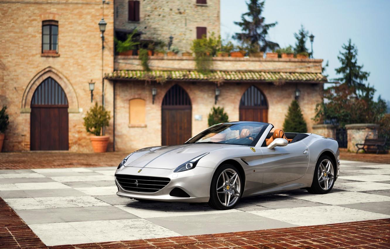 Photo wallpaper Ferrari, Ferrari, CA, California, Pininfarina, 2015, Tailor Made