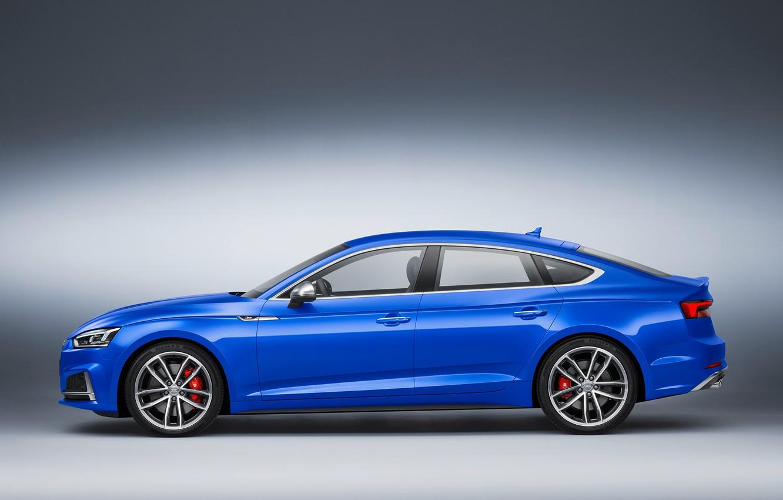 Photo wallpaper Audi, Audi, A5