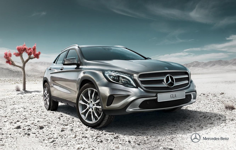 Photo wallpaper Mercedes-Benz, Mercedes, 2013, X156, GLA-Class