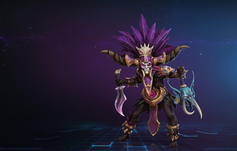 sorcerer, diablo 3, heroes of the storm