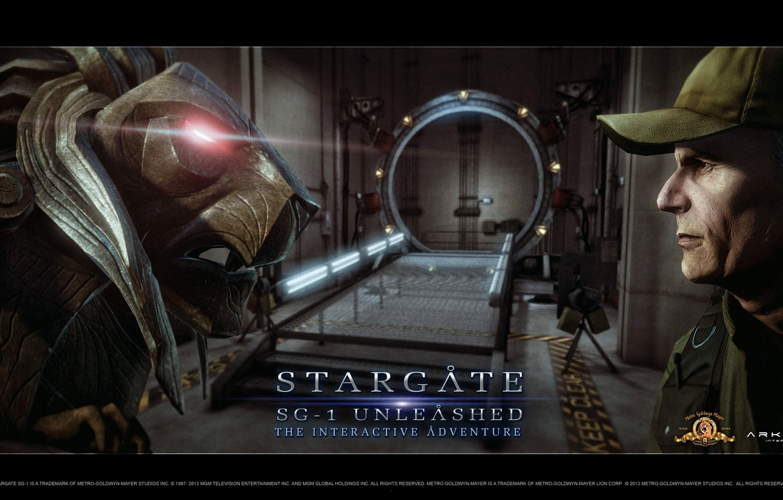 Wallpaper Stargate, Chappa'have