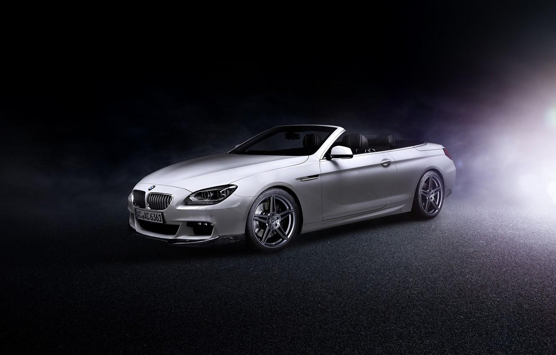 Photo wallpaper BMW, BMW, 2011, Cabrio, F12, AC Schnitzer, ACS6, 6-Series