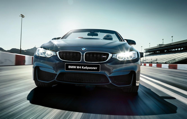 Photo wallpaper BMW, BMW, convertible, Cabrio, 2015, F33
