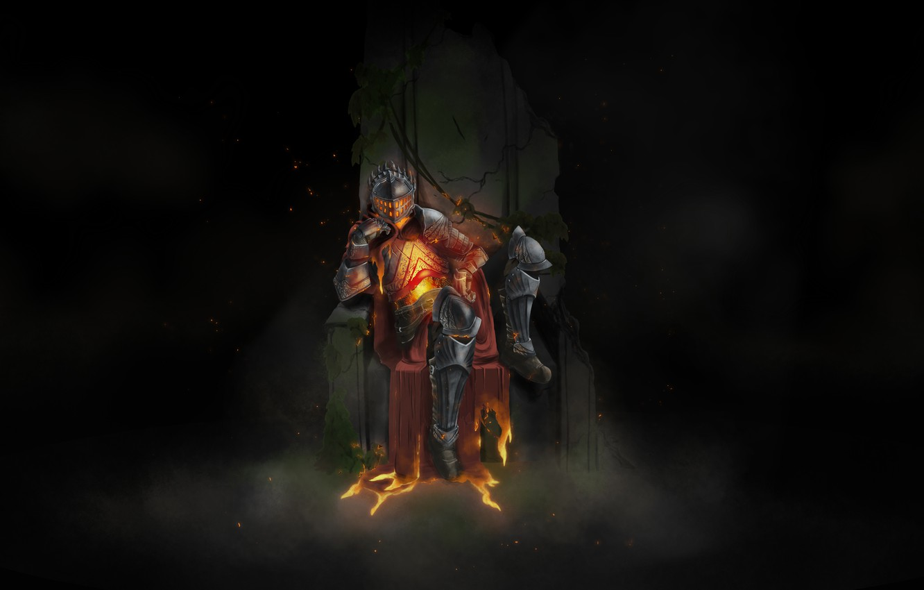 """Wallpaper the game, armor, art, knight, the throne, """""""