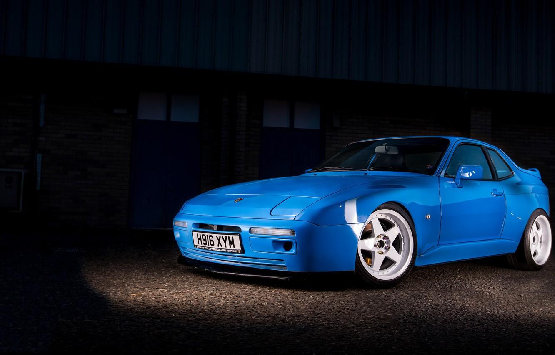 Photo wallpaper Porsche, 944, S2