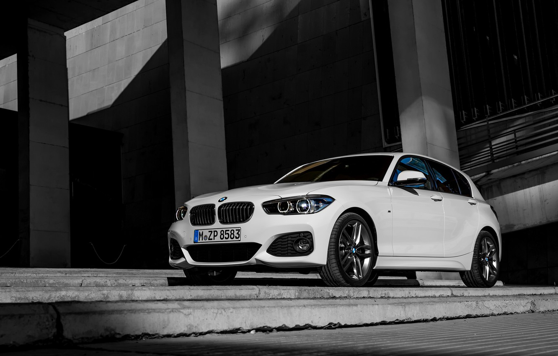 Photo wallpaper BMW, BMW, 5-door, 2015, F20, 116d, EfficientDynamics Edition