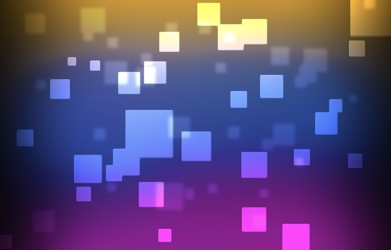 Photo wallpaper abstraction, patterns, paint, colors, pixels, patterns, pixels, abstraction, 2560x1440