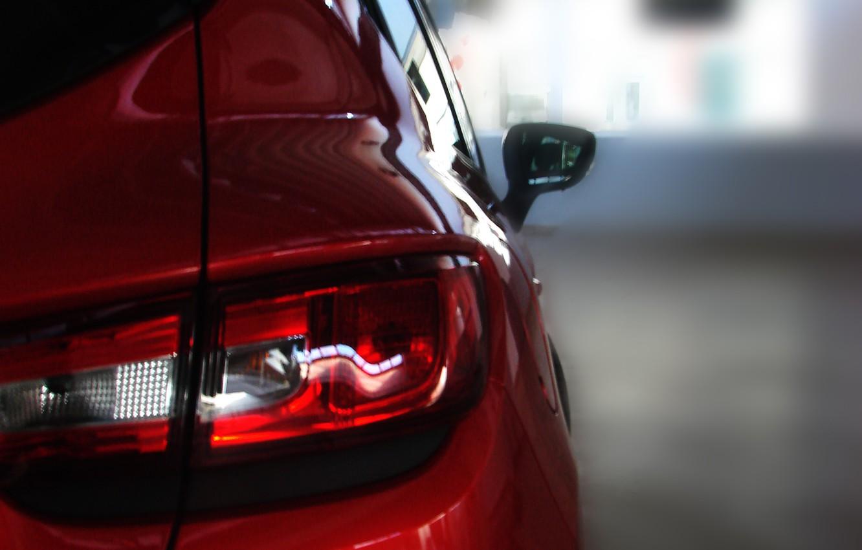 Photo wallpaper Clio, Car, Renault 2012