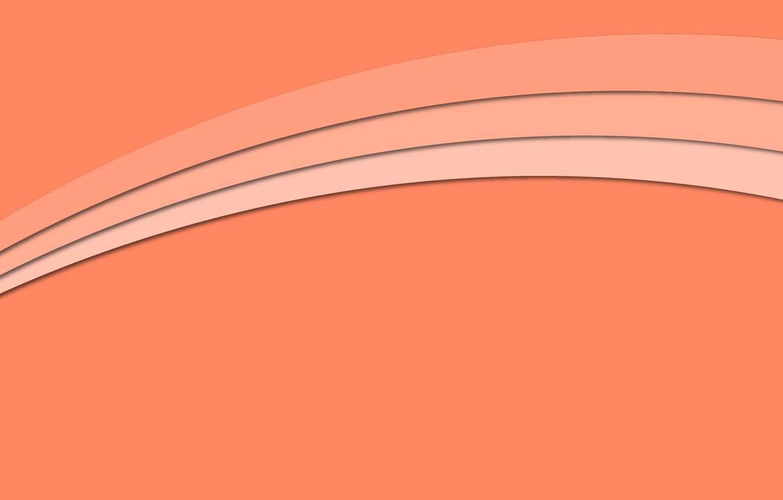 Photo wallpaper line, background, pink, texture
