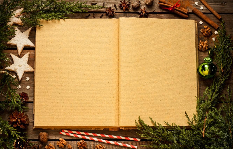 Photo wallpaper new year, Christmas, christmas, merry christmas, cookies
