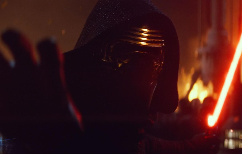 Photo wallpaper star wars, star wars, The Force Awakens, Episode VII, Kylo Ren, Star Wars: Episode VII …