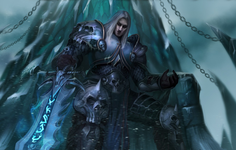 Wallpaper World Of Warcraft Warcraft Wow Arthas Arthas