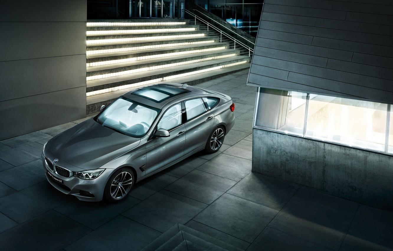 Photo wallpaper BMW, BMW, 3 series, Gran Turismo, Gran Turismo, 2015
