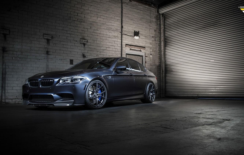 Photo wallpaper tuning, BMW, BMW, twilight, Vorsteiner, tuning, the front