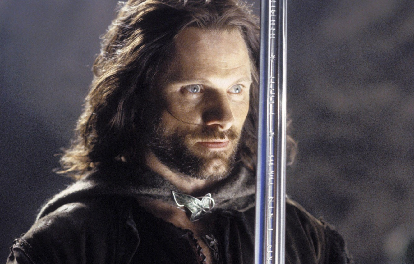 Wallpaper Frame The Lord Of The Rings Aragorn The Lord Of