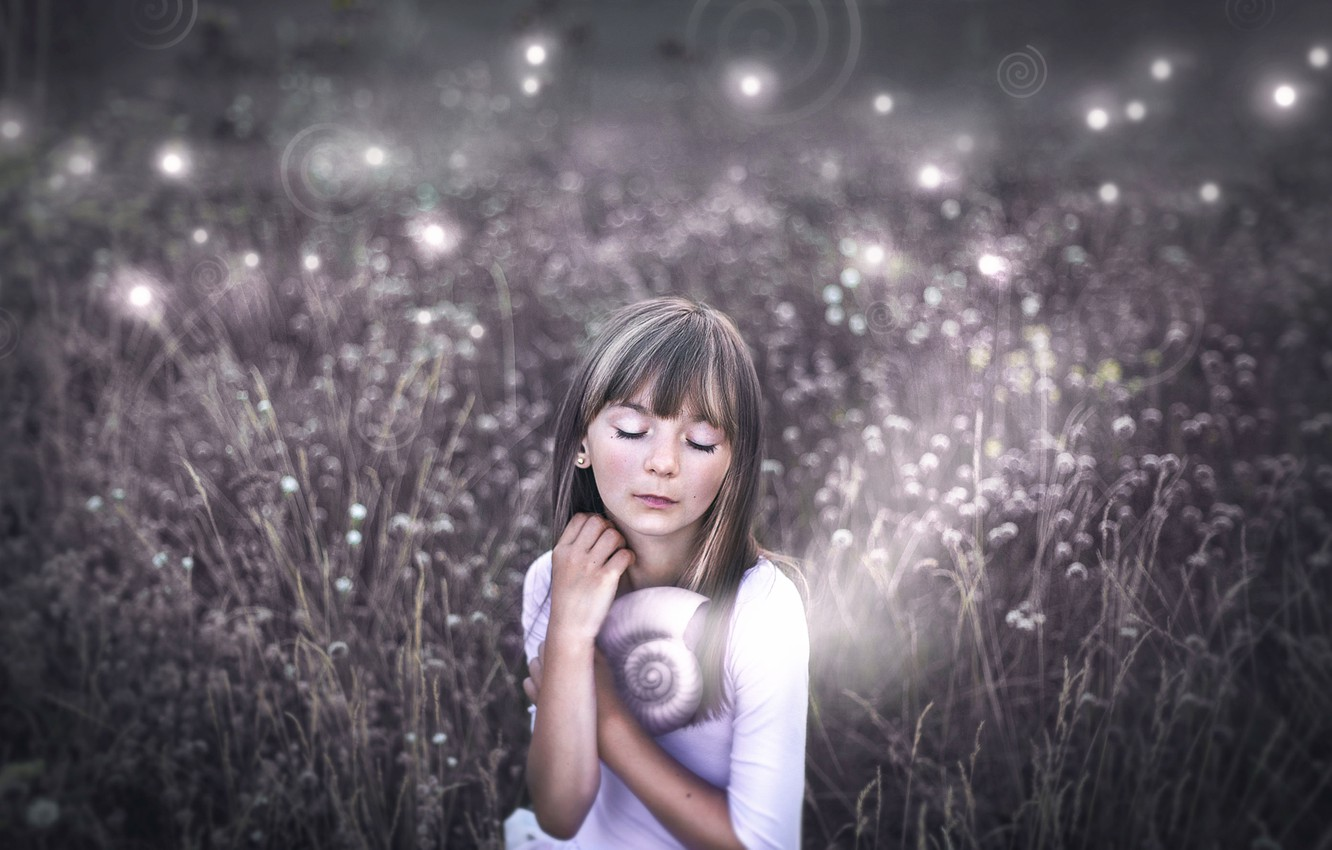 Wallpaper Girl Saoirse The Song Of The Sea Images For Desktop