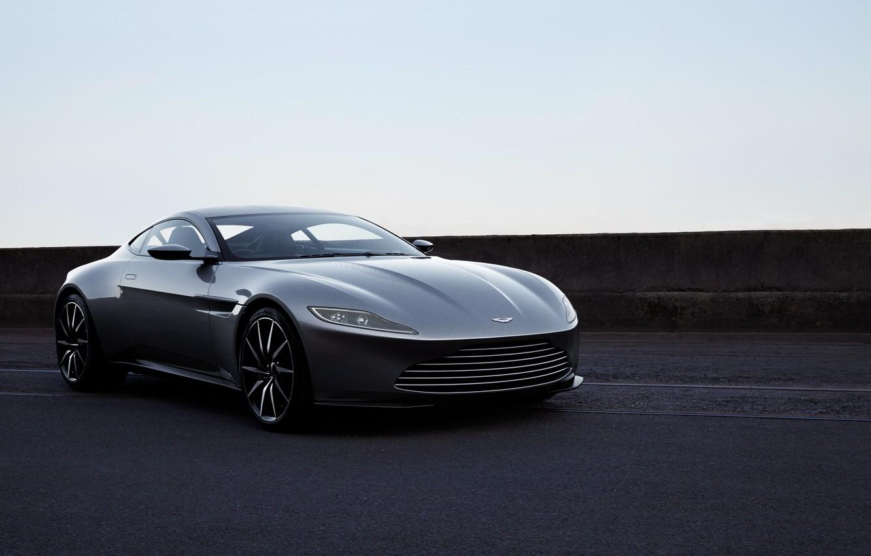 Photo wallpaper Aston Martin, Aston Martin, supercar, DB10