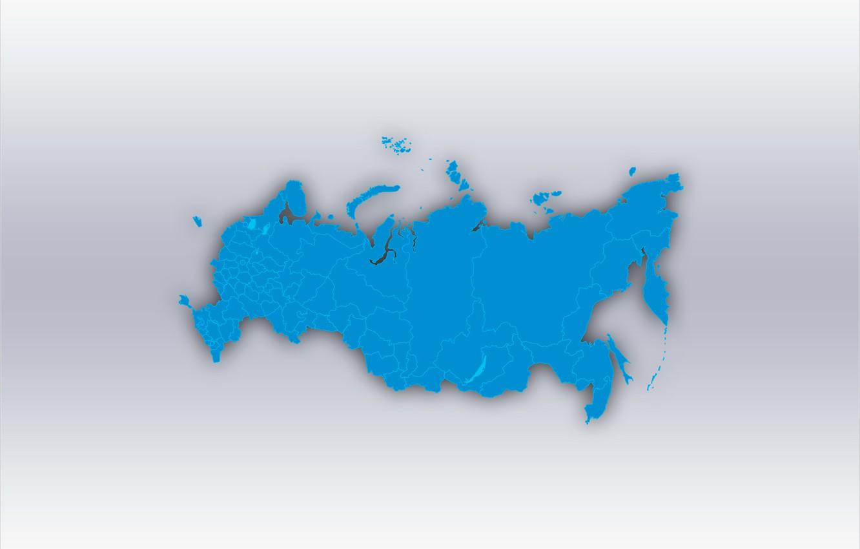 Photo wallpaper Map, House, Russia, Crimea, Homeland