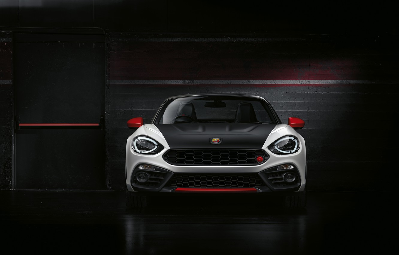 Photo wallpaper Fiat, Spider, Fiat, Abarth, 124