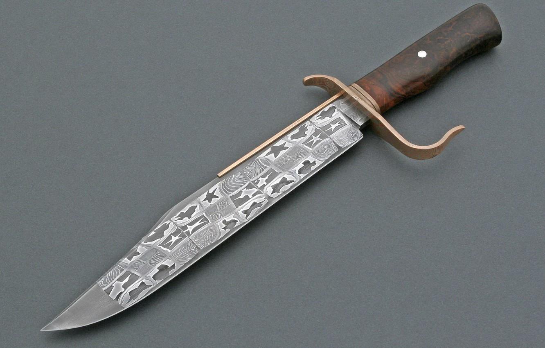 Photo wallpaper Wallpaper, knife, blade, Garda