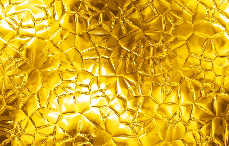 Photo wallpaper metal, background, gold, texture, metal, golden, texture, background, pattern