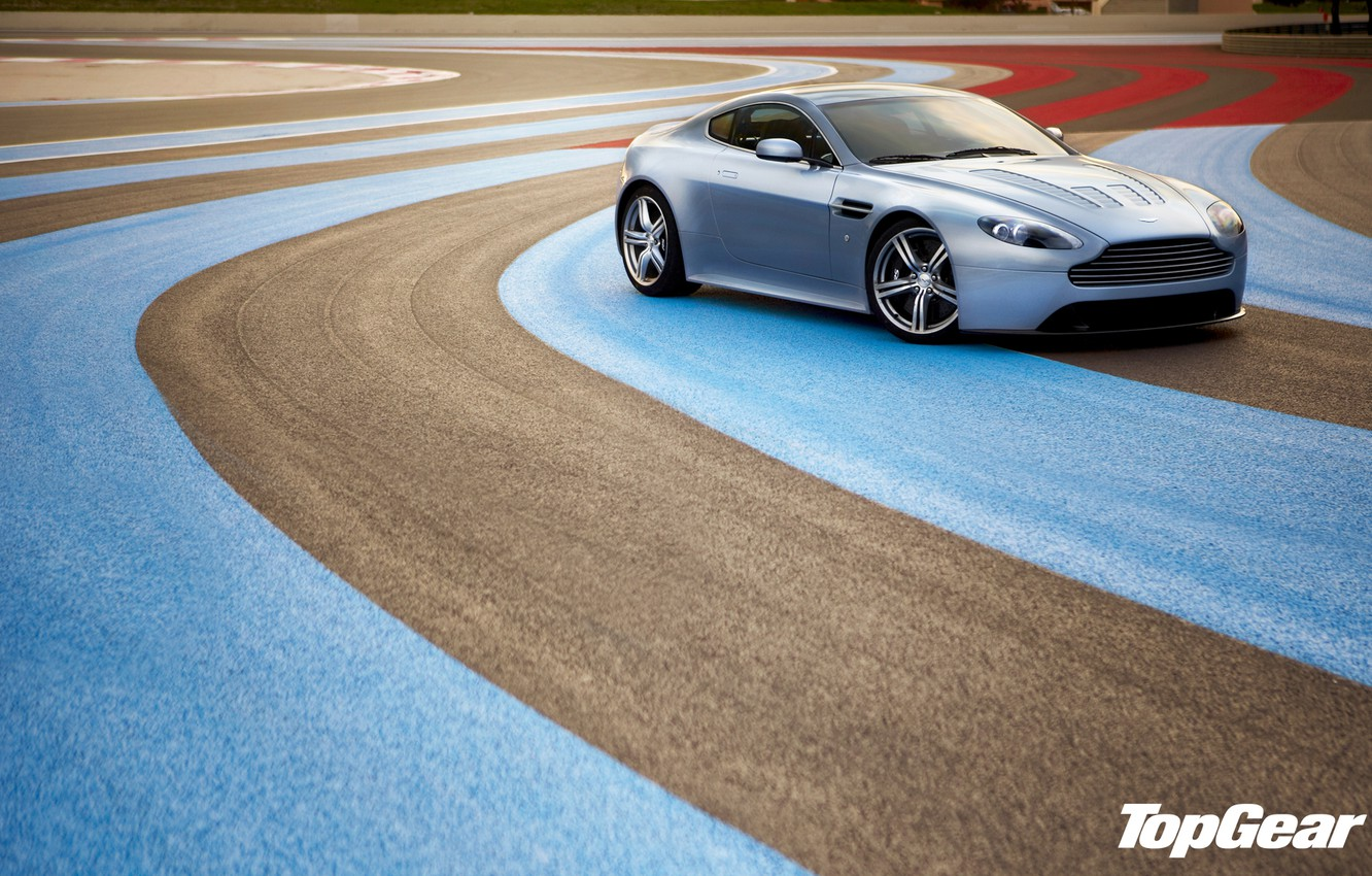 Wallpaper Aston Martin Vantage Supercar Racing Track Top Gear V12 The Front Aston Martin Top Gear Top Gear Paul Ricard The Best Tv Show And Magazine B12 Paul Ricard Vantazh Images For