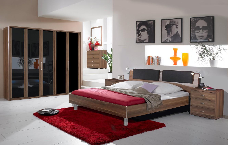 Photo wallpaper design, house, style, Villa, interior, bedroom, living room
