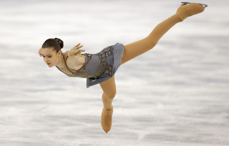 Photo wallpaper ice, figure skating, Russia, Olympic champion, Sochi 2014, The XXII Winter Olympic Games, Sochi 2014, …